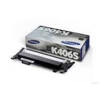 Reumplere cartus toner CLT-K406S Samsung CLP 360, CLP 365, CLX 3300, CLX 3305 black